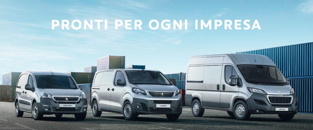 Gamma Peugeot